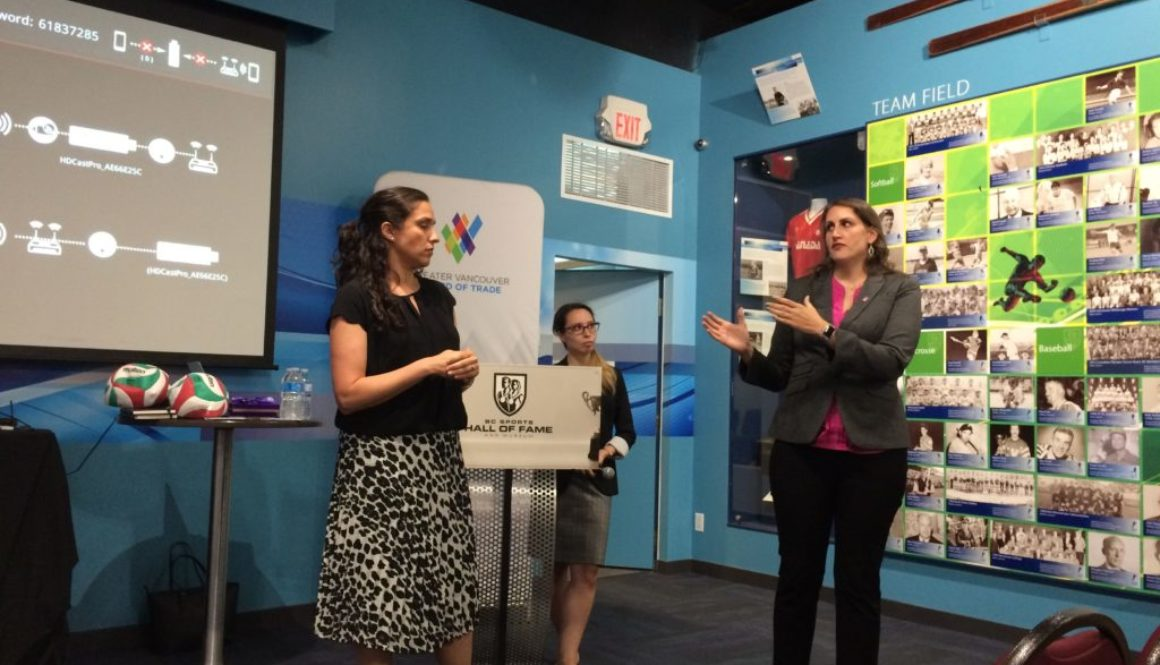 Company of Young Professionals Leadership Series – The Business of Sport Hosting