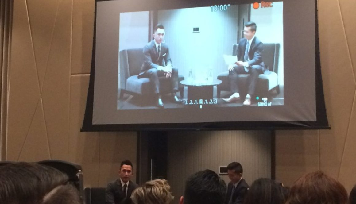 Fireside chat with Joo Kim Tiah, CEO of the Holborn Group